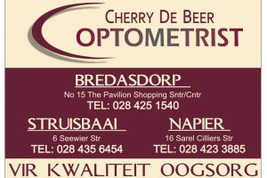 Cherry de Beer Optometrist