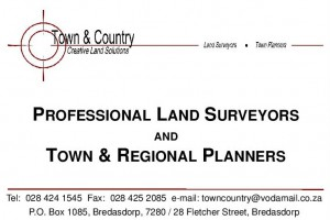 Town and Country Surveyors and Planners
