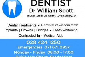 Dr William Scott